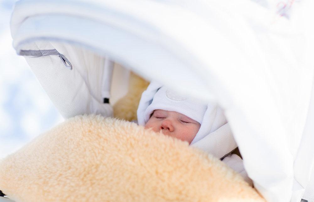 Les premiers coups de bébé